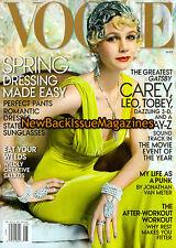 Vogue 5/13,Carey Mulligan,May 2013,NEW