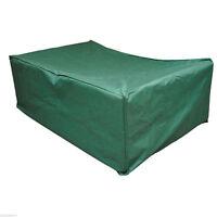 """96.5""""x 65.7""""x 26.4"""" Garden Patio Furniture Cover Rattan Wicker Furniture UV Rain"""