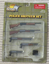 21st Century Toys The Ultimate Soldier Police Shotgun Set Weapon Kit Military