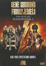 Gene Simmons Family Jewels - The Best of Season 1 & 2 (DVD, 2007)