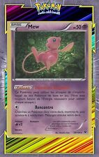 🌈Mew Holo - XY10: Impact des Destins - 29/124 - Carte Pokemon Neuve Française