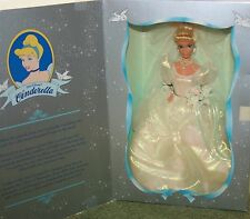 BARBIE WALT DISNEYS WEDDING CINDERELLA BARBIE FROM MATTEL 1995