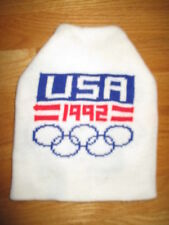 1992 USA Team Summer Olympic Rings (One Size) Knit Cap