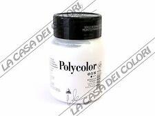 MAIMERI POLYCOLOR - 018 BIANCO DI TITANIO - 500 ml - COLORI ACRILICI