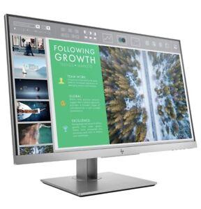 HP EliteDisplay E243 23.8 Inch 1920 x 1080 Anti-glare FHD Display HDMI - NEW