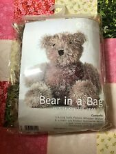 PATONS BEAR IN A BAG KNITTING KIT
