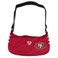 NFL San Francisco 49ers Jersey Purse Women's Hand Bag