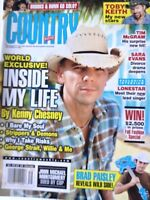 Country Weekly Magazine Kenny Chesney Bares His Soul September 2007 091117nonrh
