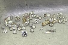 mixed lot of diamonds 1.46ct natural loose diamonds