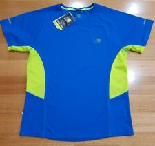 BNWT - KARRIMOR Men's Run Tee / T-Shirt / Top - Cool Blue / Size: Small