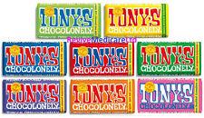 Tony's Chocolonely 180g Chocolate Bars Range