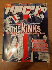 UNCUT MAGAZINE ( SEPTEMBER 2004 ) THE KINKS JEFF BUCKLEY PAUL WELLER BLUE NILE
