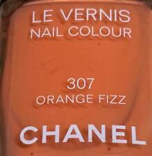 chanel nail polish 307 orange fizz rare limited edition 2009 Summer