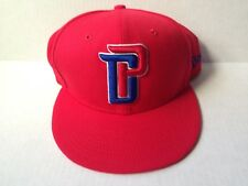 DETROIT PISTONS NBA BASKETBALL TEAM BASEBALL CAP HAT, ADULT, NEW ERA 9FIFTY, NEW