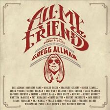 All My Friends: Celebrating The Songs & Voice Of Gregg Allman NEW CD FREE SHIP!!