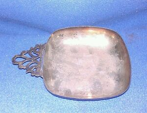 Kirk's Kirk s g Silver Guild A-1 Plate candy dish Tray bowl serving container