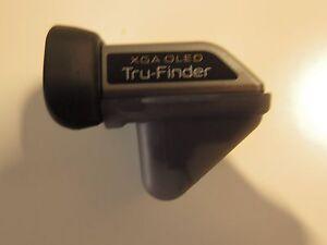 Sony FDA-EV1S XGA OLED Tru-Finder Electronic Viewfinder for NEX 5N/5R/5T/F3