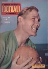 Charles Buchan's Football Monthly Magazine - January 1962