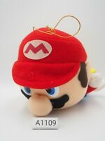 "Super Mario All Star A1109 Flying Bros Banpresto 1992 Plush 6"" Toy Doll Japan"