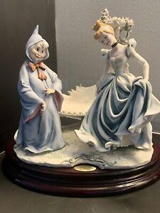 Giuseppe Armani - Cinderella & Fairy Godmother