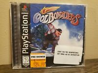 Cool Boarders 1 ORIGINAL (Sony Playstation 1 ps1) Complete Tested