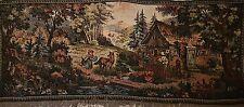 Original Russische Teppich Gobelin Bild Wandteppich Antik Alt Rotkäppchen