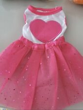New listing Pet Dog Medium Cats Clothes Princess Beauty Dresses Skirts