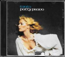 "PATTY PRAVO - RARO CD FUORI CATALOGO "" TANTO "" VANGELIS"