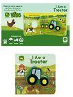 NEW John Deere KIDS Books Plant Grow When I Grow Up Farm Friends I am A Tractor