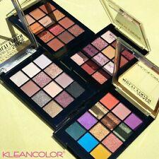 KLEANCOLOR Give Em Shade Eyeshadow Palette Matte & Shimmer Pigmented 48 Colors