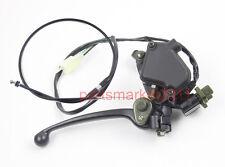 Thumb Throttle Accelerator Cable Brake Lever Chinese 150cc 200cc 250cc ATV Quad