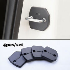 FIT FOR VOLVO XC60 XC70 S60 S80 V60 2014- DOOR LOCK COVER BUCKLE CATCH PROTECTOR
