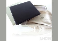 "Mouse Pad 100% LEATHER for Apple/PC ""collectible"" From LEVENGER + ORIGINAL Box"