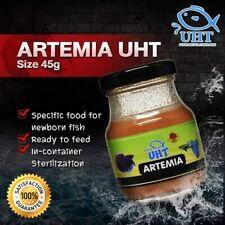 Betta Food Fresh Ornamental Small Fish Shrimp UHT Artemia Convenient Natural NEW