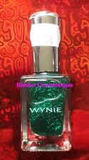 1 Vernis à Ongles WYNIE Collection PAILLETTE Pailleté 506 Vert