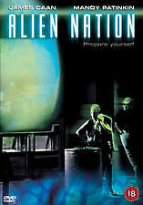 ALIEN NATION (DVD, 2009) James Caan - Mandy Patinkin / RARE GREAT CRIME SCI-FI