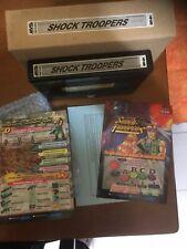 Kit Shock Troopers Neo Geo Mvs Original , Matching