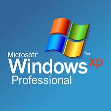 Windows XP Professional Pro 32bit software install disc repair boot 32 bit 32-bi