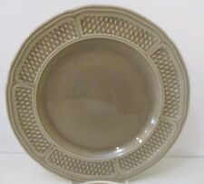 """GIEN PONT AUX CHOUX - BROWN/ TAUPE - DINNER PLATE - 10 7/8"""" 1308E"""
