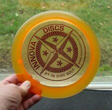 Innova Discs 1St run Proto Star Champion Boss.New-174 grams-disc golf