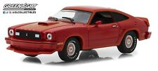 Greenlight 86321 1978 Ford Mustang II King Cobra - Red & Black 1:43 Scale New