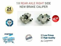 NEW REAR AXLE RIGHT BRAKE CALIPER for FORD TRANSIT CONNECT 1.8 Di 2002-2013