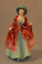 Vintage Royal Doulton English Porcelain Figurine - Margaret Hn 1989