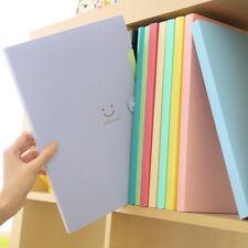 A4 Size Files Folders Document Paper Plastic Organizer Expanding File Folders