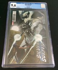 Silver Surfer #9 / CGC 9.6 / 1:25 Simone Bianchi Variant Cover Marvel / NM+