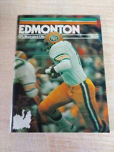 Vintage CFL Illustrated Football Magazine Vol 7 #11 1976 Edmonton Eskimos Used