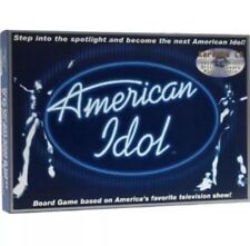 American Idol Board Game with Karaoke CD New