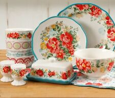 The Pioneer Woman 20-Piece Vintage Floral Dinnerware Service for 4 +Serve Set
