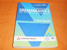 macromedia dreamweaver 3 per windows e macintosh addison- wesley 2000