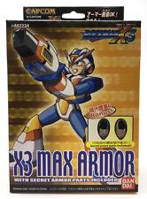 2347 ROCKMAN X3 MAX ARMOR MEGAMAN X BANDAI MISB In STOCK (not D-ARTS ZERO)